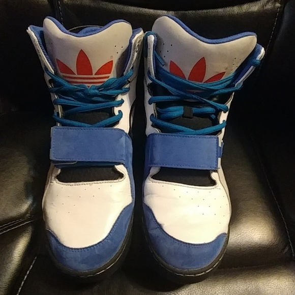 b90ff3bf2bff adidas Other - Adidas Originals Streetball 1.5 NY Knicks Sneakers